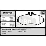 Pastilla Freno Mercedes Benz Sprinter Viano Vito 9 Wildbrake