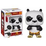 Kung Fu Panda Po Boneco Pop De Vinil Funko 10cms