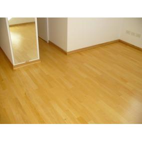 piso de madera de grapia entablonado