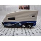 Trailer Casa Rodante Escala 7cm Coleccion Matchbox Sp1