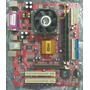 Combo Procesador + Board + 1gb Ddr Duron Amd Pchips