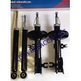 Kit Amortiguadores Gas Chevrolet Aveo,pontiac G3 Originales