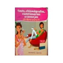 Libro Tests Chismografos Cuestionarios Y Consejos *cj