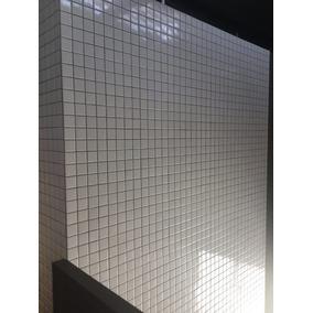 Ceramica Portobello 7.5x7.5 Prisma Blanco