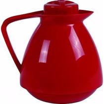 Bule Térmico Amare Café 650ml Vermelho Mor Quente
