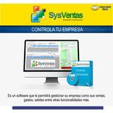 Sistema De Ventas + Paginas Web+correo Corporativo+ Facebook