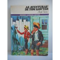 Livro As Aventuras De Tom Sawyer Mark Twain