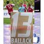 Estampado Bayer Munich #13 Ballack 02-03 , Vinil