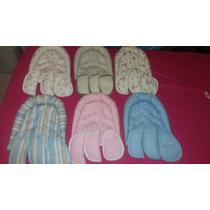 Protetor Cabeça Para Bebe Conforto + Protetor Cinto B Confor
