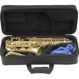 Case Estuche P/ Saxofon Alto Semirrígido, Skb 1skb-sc340