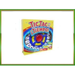 Juego Tic Tac Tiempo Juuego De Memoria Y Tiempo Dia Del Niño