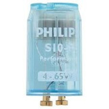 Kit C/ 2 Un. Reator Philips ( Starter ) S10 4-65w