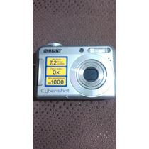 Camara Digital Sony, Para Reparar O Repuestos