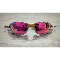 Oculos Doublex 24k - Lentes Super Pink - Polarizadas - Novo