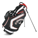 Talega Golf Stand Callaway Chev Negro/rojo/blanco