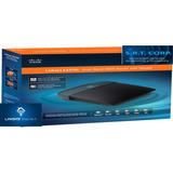 Linksys Ea2700 N600 Router Linksys Cisco Dual Band Gigabit