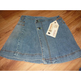 Mini Falda Apollo Jeans Talla S Importada Usa Nueva