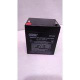 Bateria Recargable Sellada 12v. 4 Ah Y Cargador