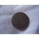 Moneda 5centimos 1938estados Unidos De Vzla Cobre-niquel