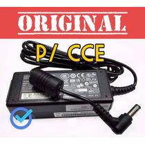 Fonte Original Notebook Cce Win U25 - Fsp065-rec 19v 3.42a