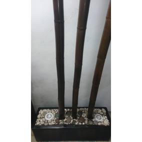 Lamparas Decorativas De Bambú