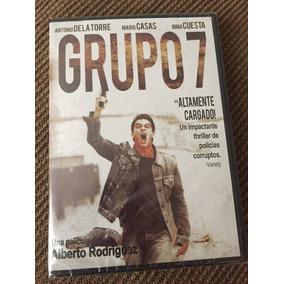 Grupo 7 Antonio De La Torre Mario Casas Inma Cuesta Dvd