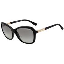 Vogue Vo 5021 Bl - Óculos De Sol W44/11 Preto Brilho/ Preto