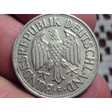 Moneda -alemania1963 /1 Deutche Mark (a18)