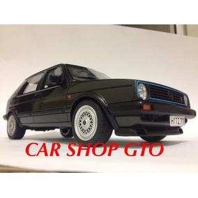 Volkswagen Golf Mkii G60 Marca Otto Escala 1:18