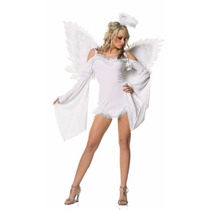 Disfraz Angel Sexy Leg Avenue Disfraces Halloween Barato Xl