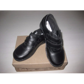Zapatos Escolares Para Niños Y Niñas.