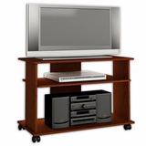 Mueble Para Tv 32 Minimalista Con Ruedas Sala Cuarto Hogar