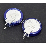 2 Condensadores Capacitores Electrolíticos 1f 5.5v
