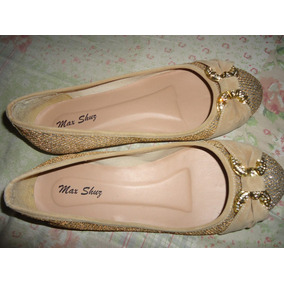 Lindo Sapato Feminino Max Shuz Nº 37
