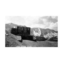 Co, Continental Divide At Loveland Pass Near Dillon Print,