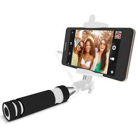 Mini Monopod Selfies Para Iphone O Android Todas Las Marcas