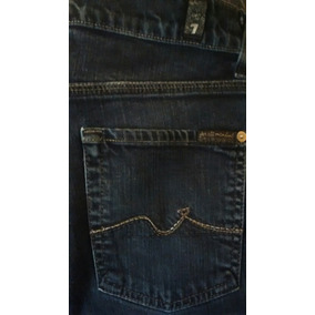 Seven For All Mankind Jeans Slimmy Para Caballero 28x30 True