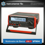 Multimetro Digital De Banco Ut804 - Instrumental Tec Quilmes