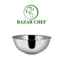 Ensaladera Profunda Acero Inoxidable 28 Cm - Bazar Chef