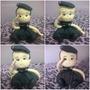 Boneca Policial Militar Lembrancinha Cheiro Biscuit Pm