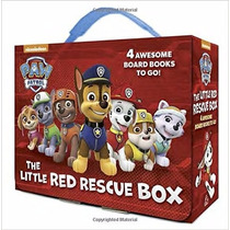Patrulla Canina The Little Red Rescue Box