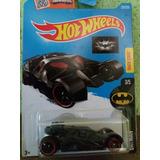 Hot Wheels Te Dark Knight Batmovile