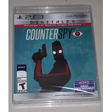 Ps3 Counterspy Digital Sony Argentina Oficial