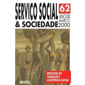 Revista Serviço Social E Sociedade 62 - Cortez Editora