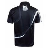 Camisa Polo Santos Fc Peixe + Frete Grátis