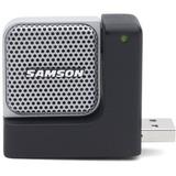 Microfone Condensador Samson Go Mic Conexão Usb Skype Vídeos