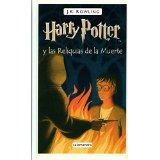 Libro Harry Potter Y Las Reliquias De La Muerte Pd *cj *sk