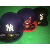 Gorra De Béisbol New Era Yankees, White Sox, Cleveland Y Mas