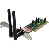 Placa Pci Wireless Encore N300 - Hardem