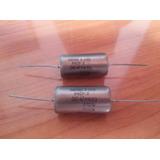 Condensadores Pio Audio Paper In Oil. Nos. 0,047 Uf